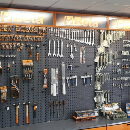 Beta tools display at Mercury Enfield