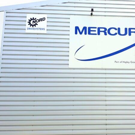 external shot of Mercury Enfield
