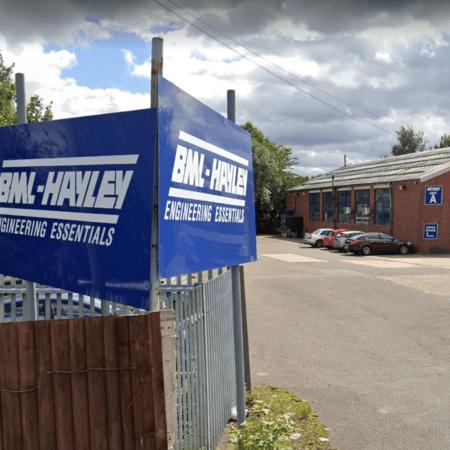 BML Hayley Wolverhampton Google SV