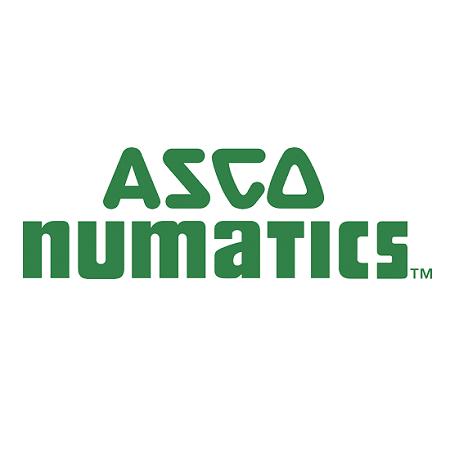 Large Asco Numatics Logo