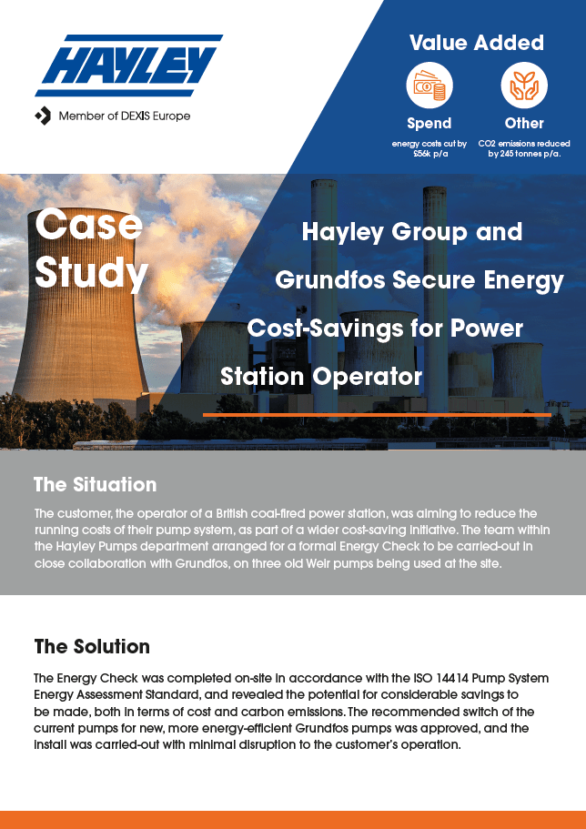 Power Station Case Study