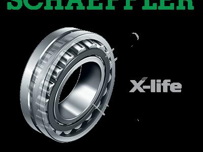 FAG bearings X-Life spherical roller