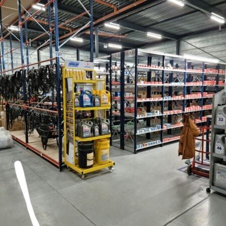 Hayley Kent warehouse