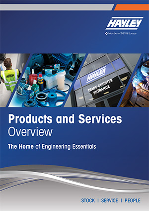 Hayley Group Products & Services Overview Brochure
