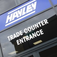 Hayley Bradford Trade Entrance