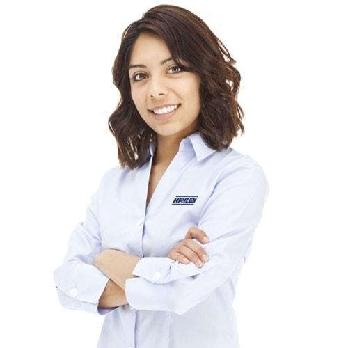 female Hayley group employee