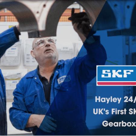 SKF Certified Rebuilder Video Still