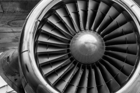 turbine for aerospace