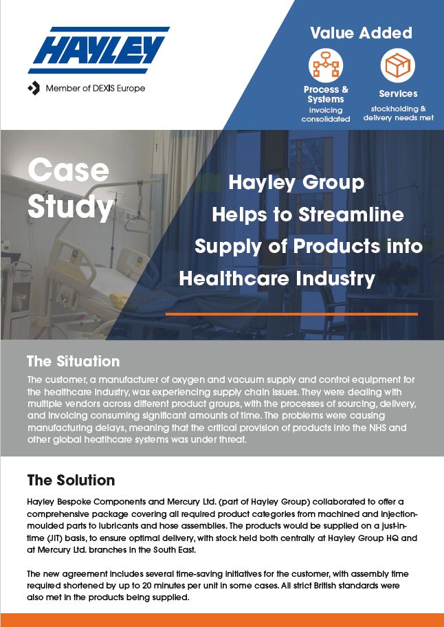 NHS Supply-Chain Case Study