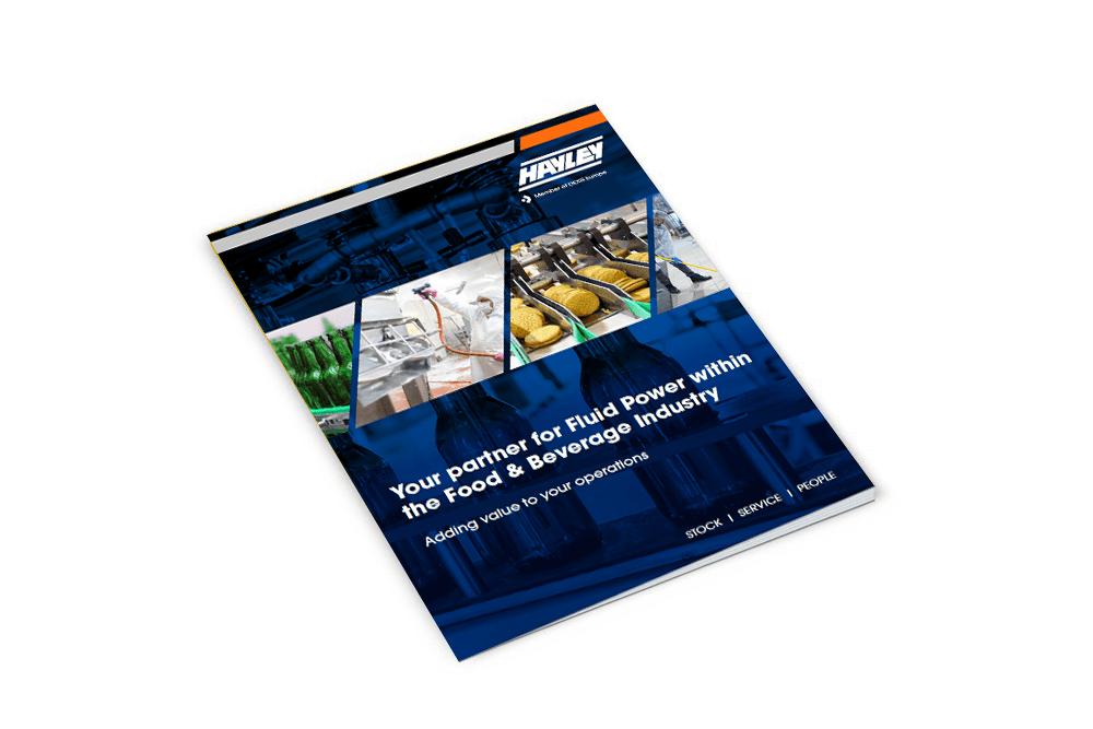 Food & Beverage Brochure