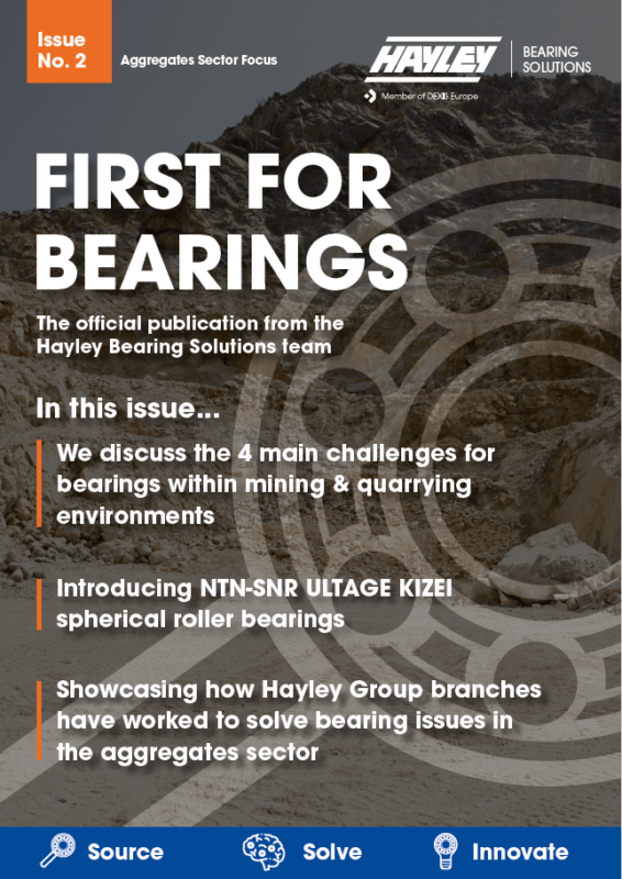 First for Bearings Issue 2