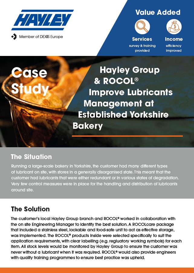 Hayley & ROCOL case study CS076