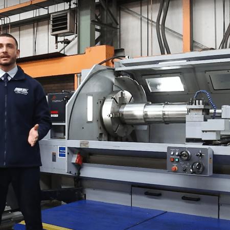 machine shop services