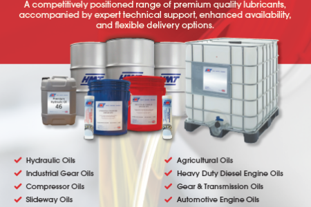 HMT Lubricants & Greases