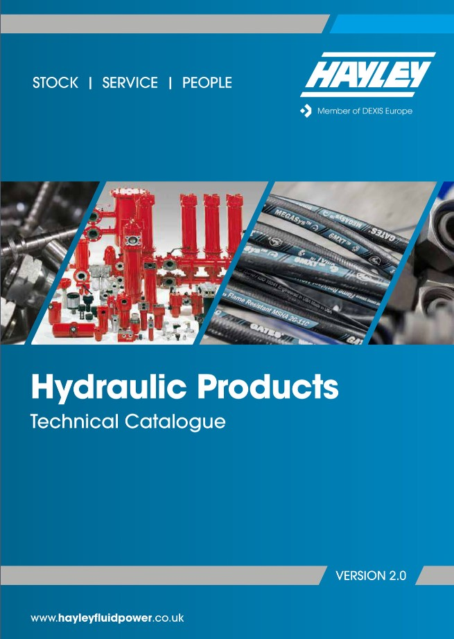 Hayley Fluid Power Hydraulic Products Technical Catalogue