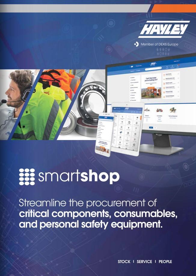 Hayley SmartShop Overview Brochure