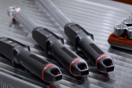 FACOM Smart Torque Wrench