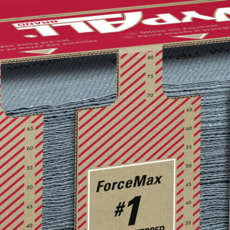 Box Of Wypall Forcemax Wipes