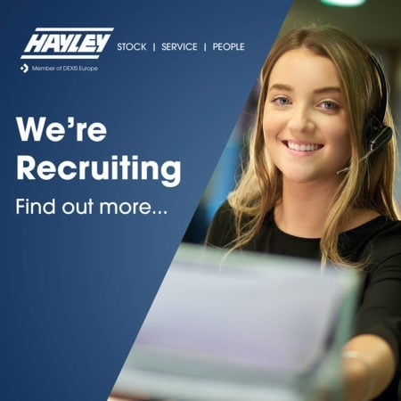 Hayley Group is Recruiting for an Administrator