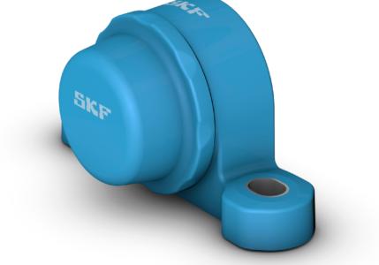 SKF FOODLINE Blue Range bearing render