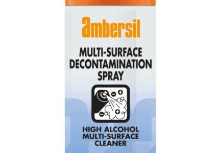 Ambersil Multi-Surface Disinfectant Spray