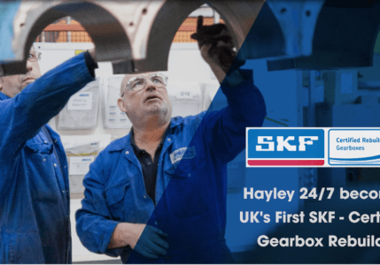 SKF Certified Rebuilder Video Still