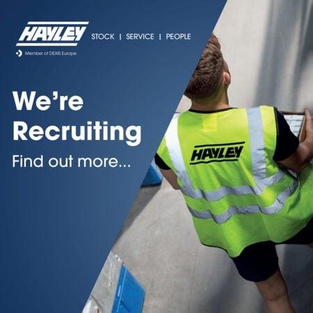 Hayley warehouse operative