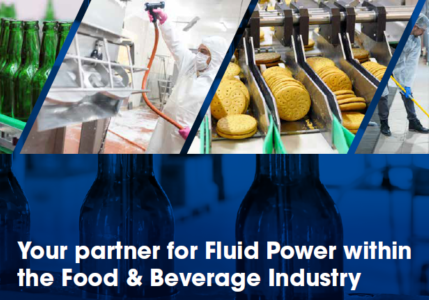 Hayley Fluid Power Food & Beverage Brochure